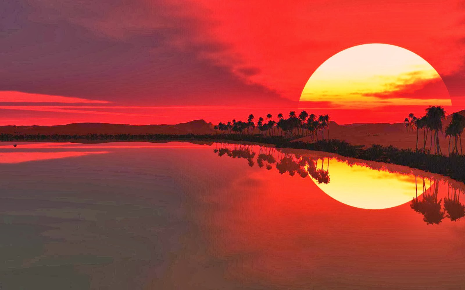 Sunrise and Sunset HD Wallpapers - Wallpapers Free