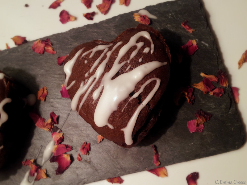Link to: Valentines Day - Gluten free cherry and chocolate cake