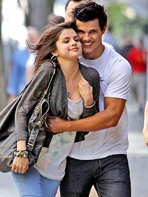 are taylor lautner and selena gomez dating 2013