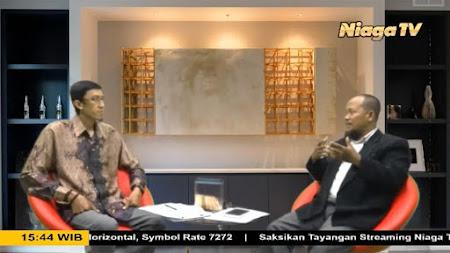 Frekuensi siaran Niaga TV di satelit Palapa D Terbaru