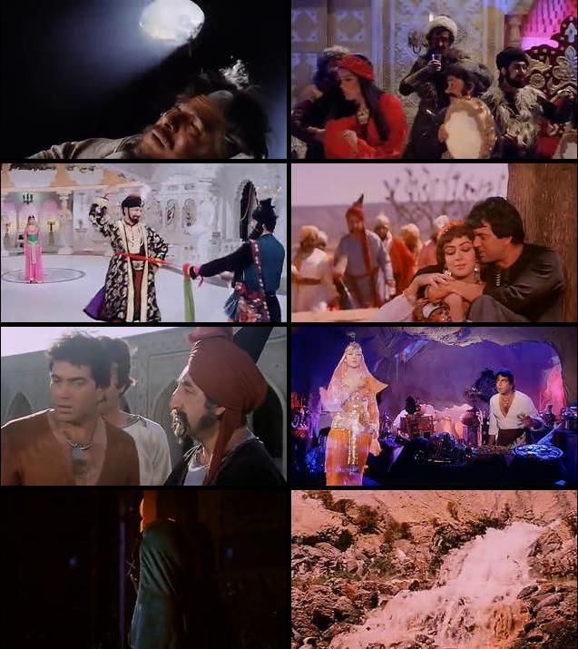 Alibaba Aur 40 Chor 1979 Hindi 480p DVDRip