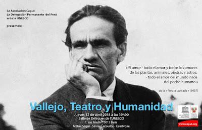 César Vallejo, teatro
