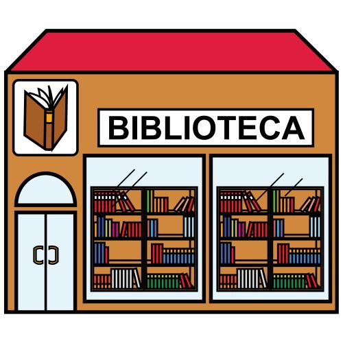 Images Of Biblioteca Dibujo Spacehero