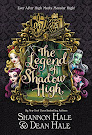 Monster High Monster High/Ever After High: The Legend of Shadow High Book Item