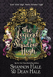MH Monster High/Ever After High: The Legend of Shadow High Media