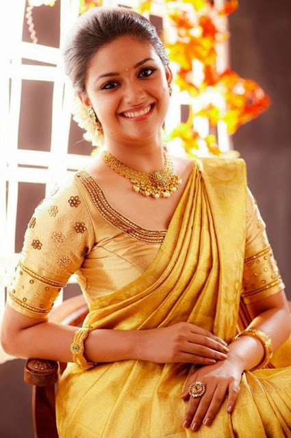 Keerthi Suresh Beautiful Photo