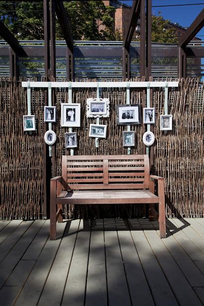 Diy Wedding Wall Signature Drink And Seating