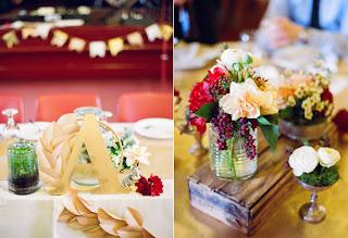 20 dekorasi meja pernikahan   desain rumah 2016