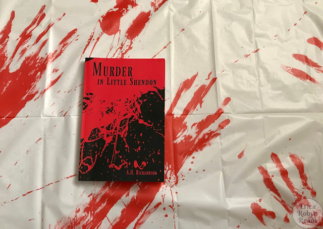 Book Review of Murder in Little Shendon by A.H. Richardson image