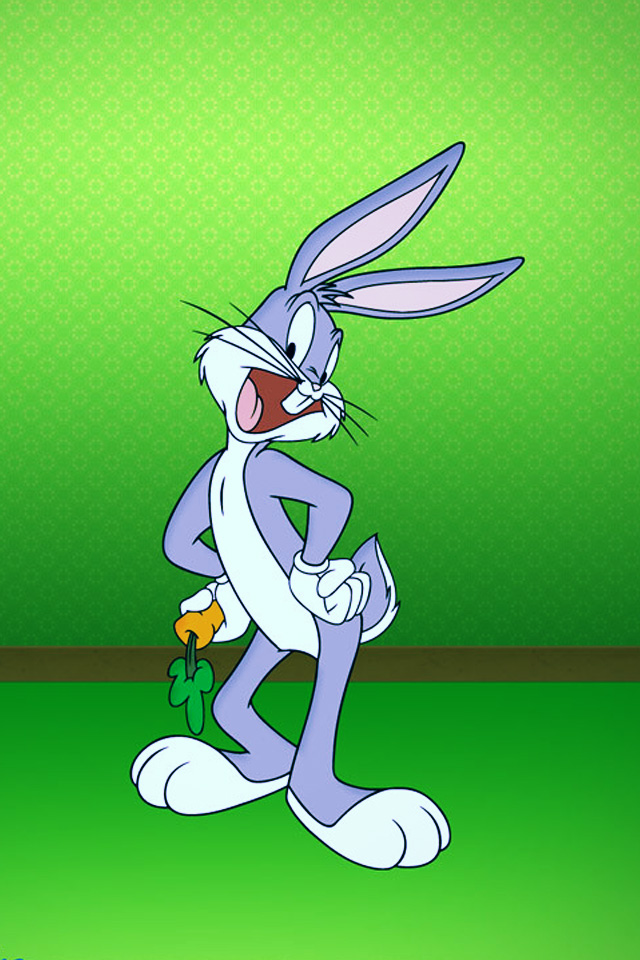 iPhone Retina Display Wallpapers Bugs Bunny Retina Background Pictures