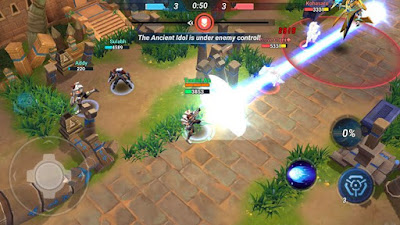 Mobile Battleground Blitz MOD APK