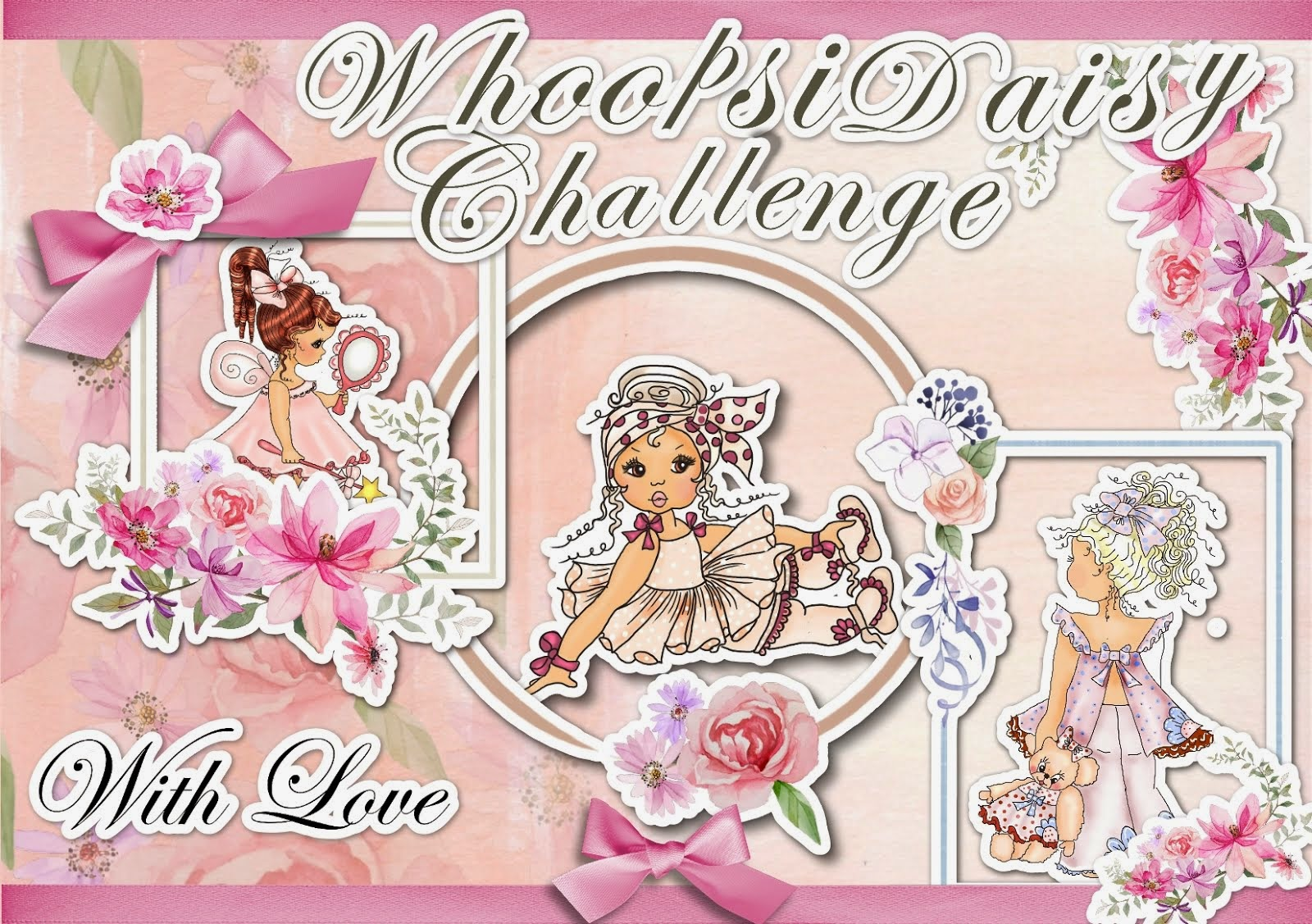 Whoopsi Daisy Challenge