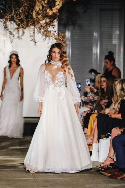 POINTE SHzzOOT LOVE PHOTOGRAPHY RUNWAY SHOW SUNSHINE COAST BRIDAL GOWN AUSTRALIAN DESIGNER