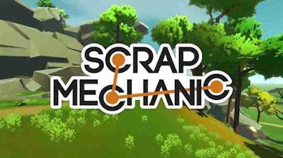 Scrap Mechanic Download