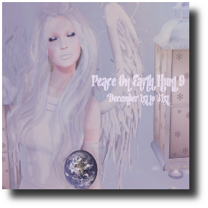 Peace on Earth Hunt 9  *prizes*  *FREE HUNT GIFTS*