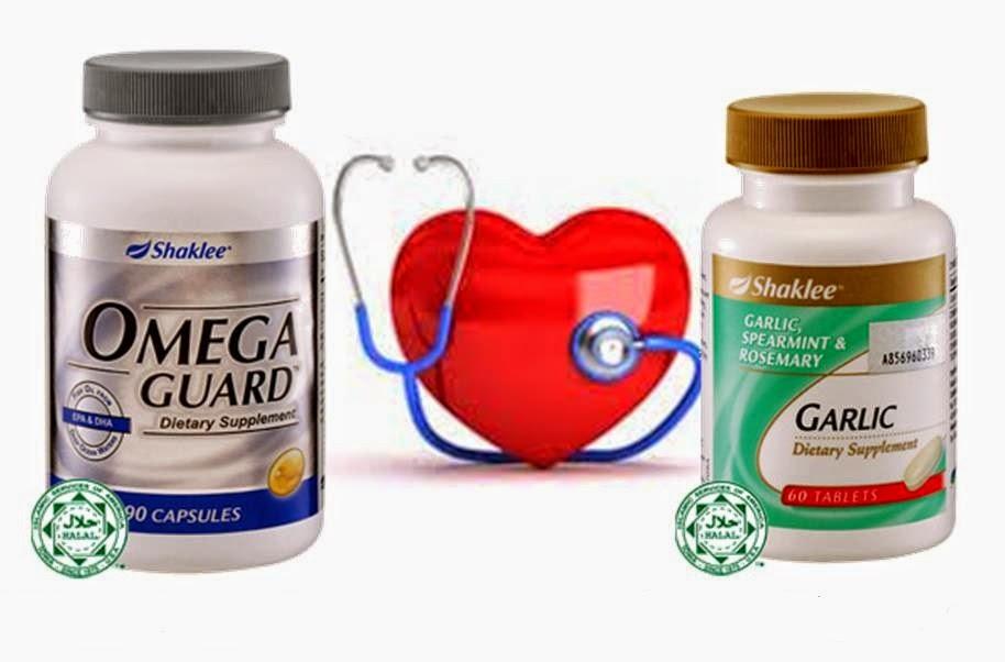 Set tekanan darah tinggi shaklee