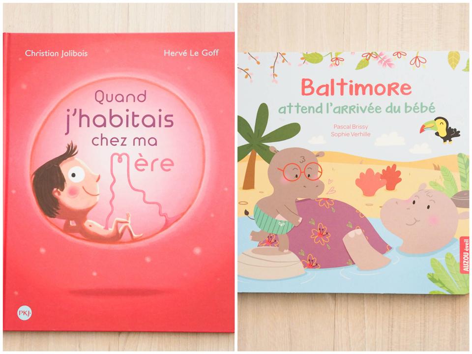 Maternité: livres pour expliquer l'arrivé de nouveau bébé