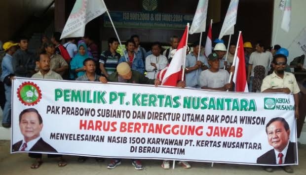 Perusahaan Prabowo Pernah Terima Transfer 150M dari Yayasan Supersemar Pak Harto
