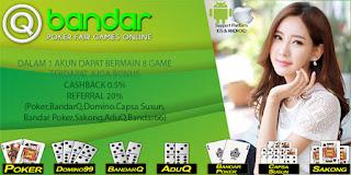 Cara Bermain Site Bet Judi Bandar66 Online QBandar - www.Sakong2018.com