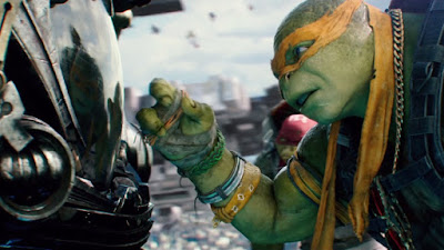 Teenage Mutant Ninja Turtles: Out of the Shadows Movie Review
