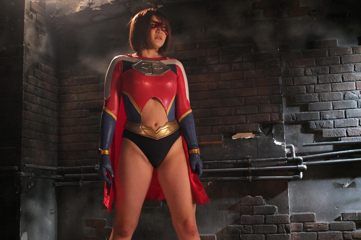 Superheroine Peril