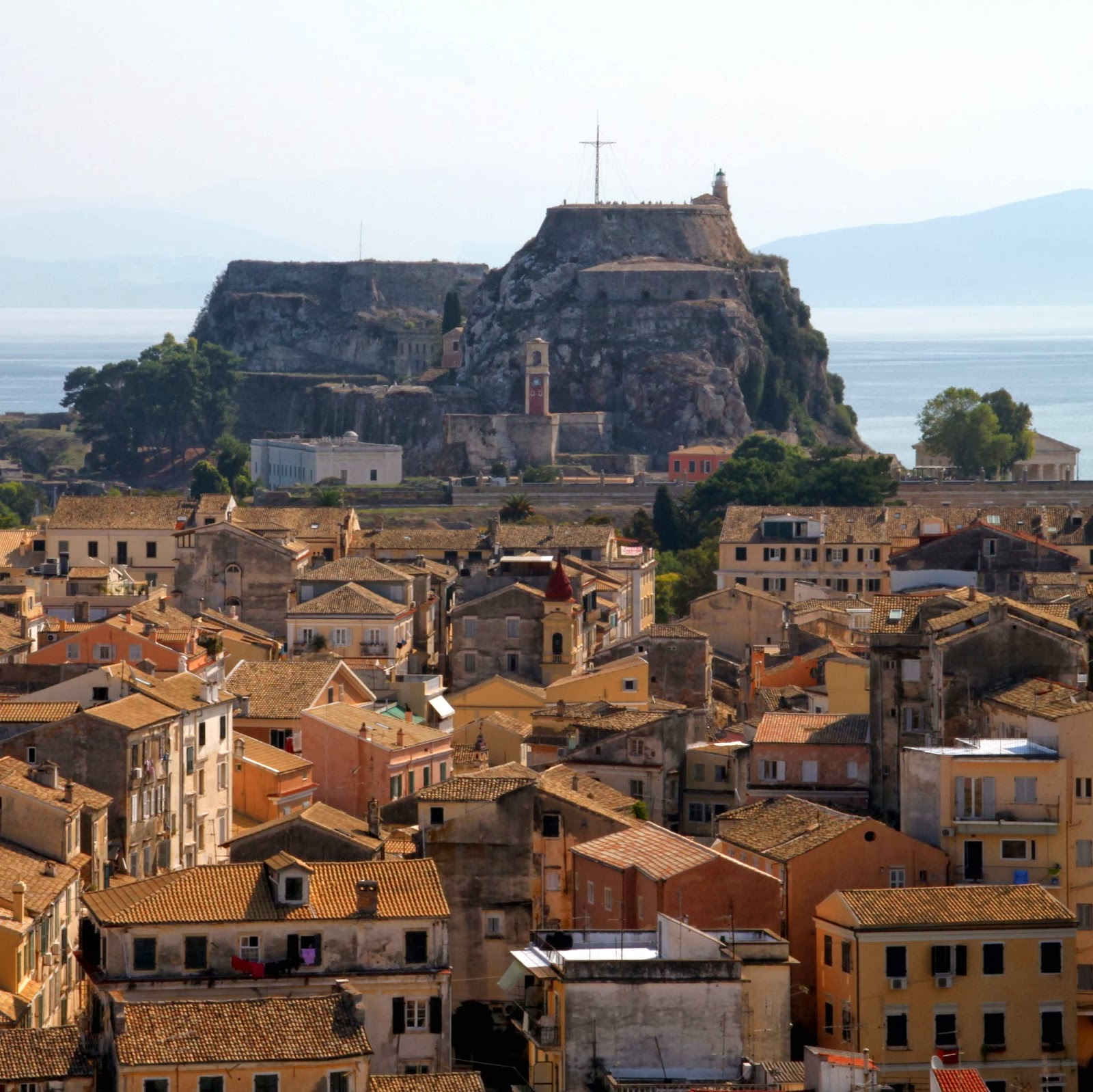 Corfu Town, World Heritage