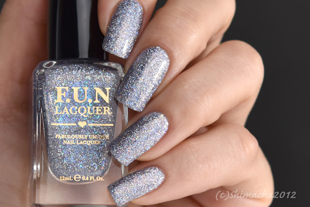 F.U.N. Lacquer: The Art of Sparkle (H)