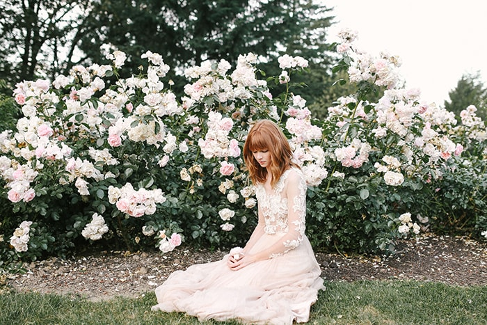 Emily Riggs bridal romantic and beautiful wedding dresses | {Cool Chic Style Fashion}