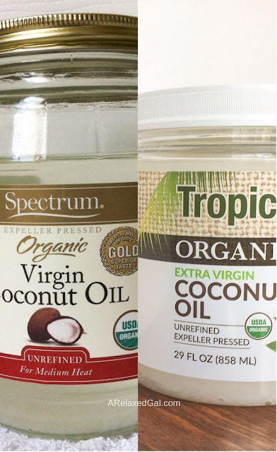 4 Benefits Of Using Coconut Oil On Relaxed Hair | A Relaxed Gal