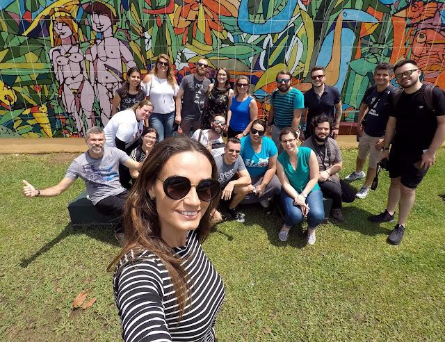 Curitiba, Curitiblogando, Blogs de viagem