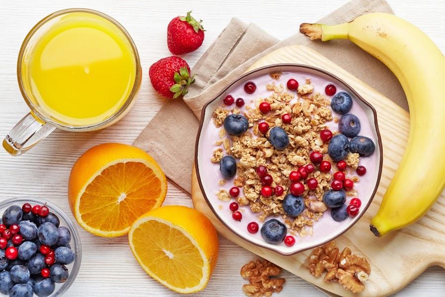 Consejos para una dieta sana y equilibrada