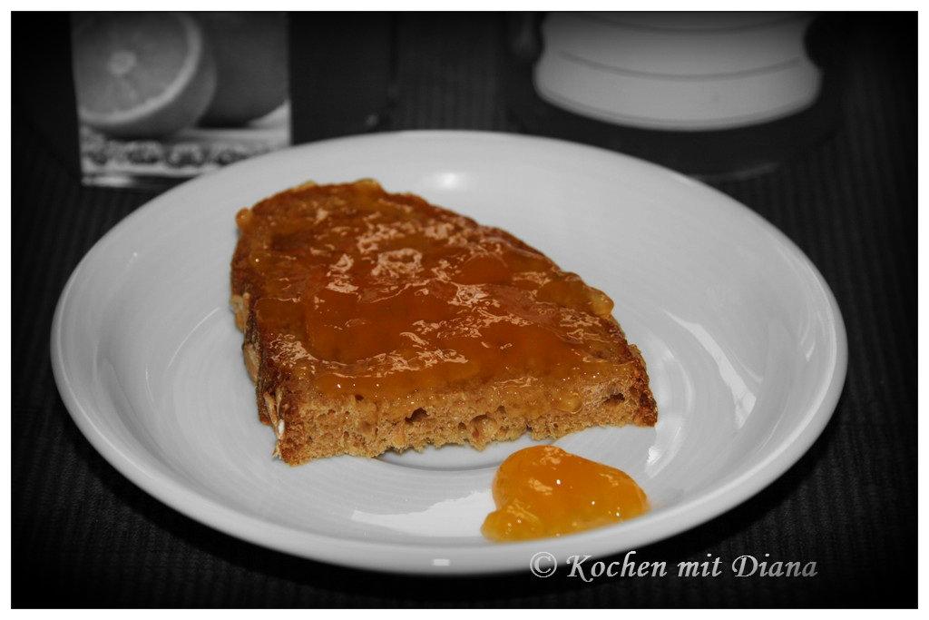 Orangen-Aperol-Marmelade