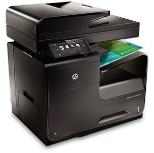 Imprimante multifonction HP Officejet Pro X476dw - CN461