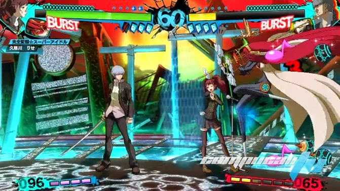 Persona 4 Arena Ultimax PS3 Región USA