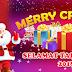 Spanduk Natal dan Tahun Baru 2018