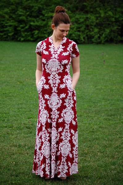 Ma Moose: New Pattern: Olympia Dress by Love Notions