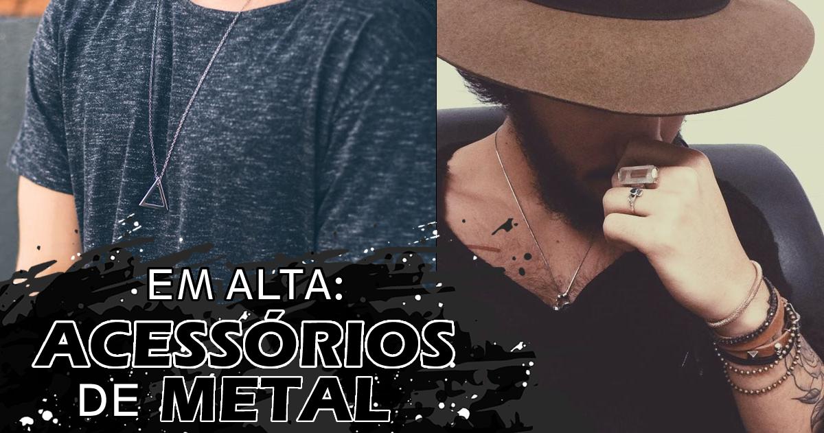 Acessórios Masculinos em Metal para 2017 (1)