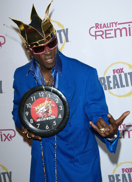 Jr The Black Entertainment Guide Flavor Flav Considers