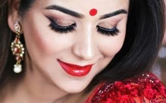 Pahela Baishakh l Makeup Tutorial l Bangla New Year 2018