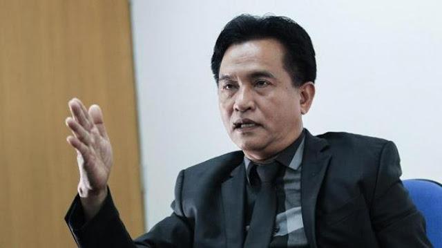 Yusril: Koalisi Prabowo Tak Jelas, Ketua Koalisi Mau Enaknya Sendiri