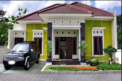 Inspirasi Rumah Nuansa Hijau Terbaru