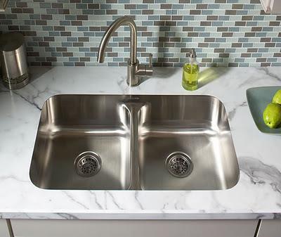 Kitchen Sink Installation Plate Stiffener  Hole Sink