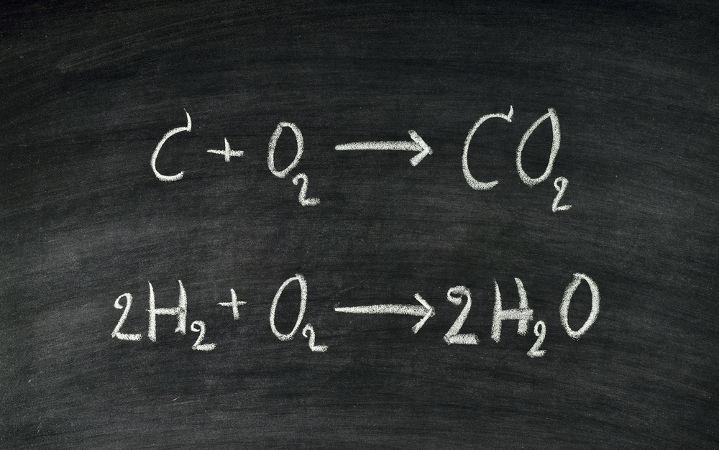 Equação Química