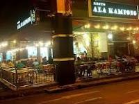 Lowongan Pekerjaan di Cafe Dan Resto Ala Kampung Desember 2018