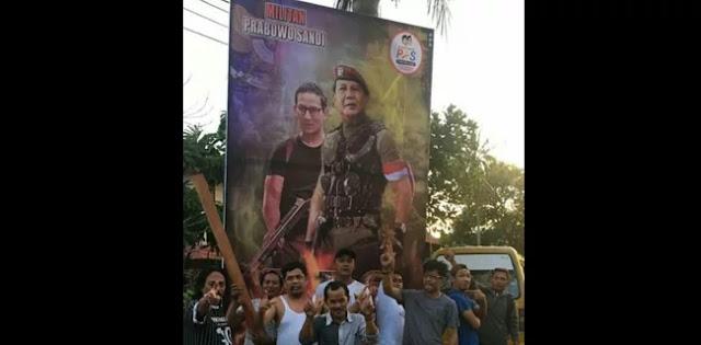 Prabowo Subianto: Terima Kasih, Balihonya Luar Biasa