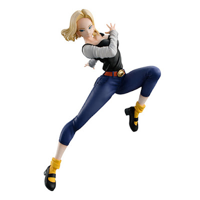 Dragon Ball GALS Android 18 ver.4 - Megahouse