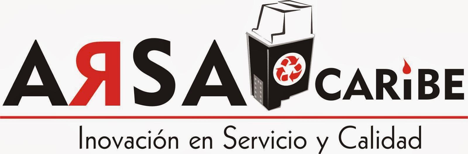 arsa caribe logotipo