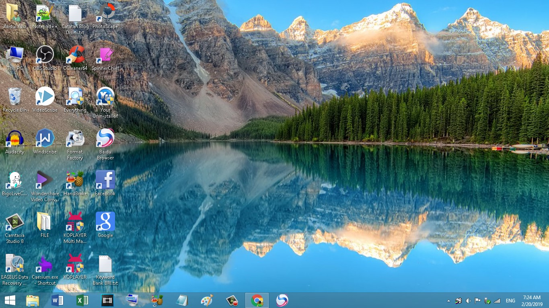 Tips Dan Tutorial Cara Screenshot Di Layar Laptop Windows Xp 7 8 10