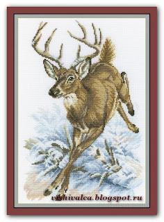 """RTO M331 """"Лесной олень/Forest deer"""""""