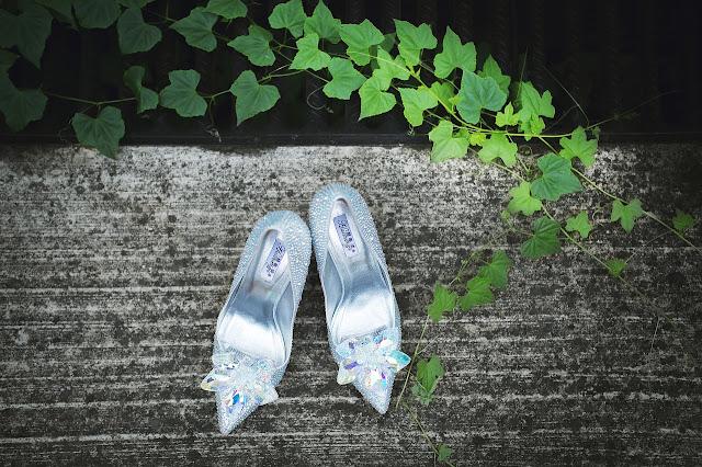 buty ślubne kolorowe
